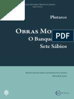 Plutarco - OBRAS MORAIS - Filosofia