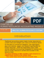 Human Resources Accounting Models-2015 (1)