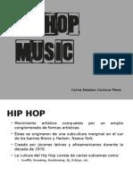 Hiphop presentación.
