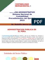 Sistema Administrativo Primer Unidad i Cap.
