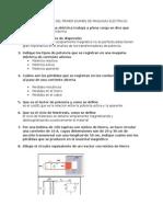 Resolucion Del Primer Examen de Maquinas Electricas