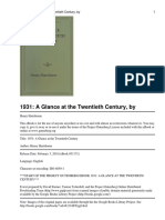 1931- A Glance at the Twenti
