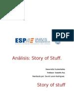 Analisis Story of Stuff