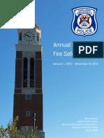 Oakland University 2014 Clery Report