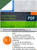 Enzimopatias Eritrocitarias