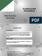 8- PLANIFICACION ESTRATEGICA