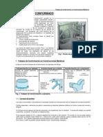 Trabajos de Conformación en Construcciones Metálicas