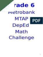 MTAP Part 1