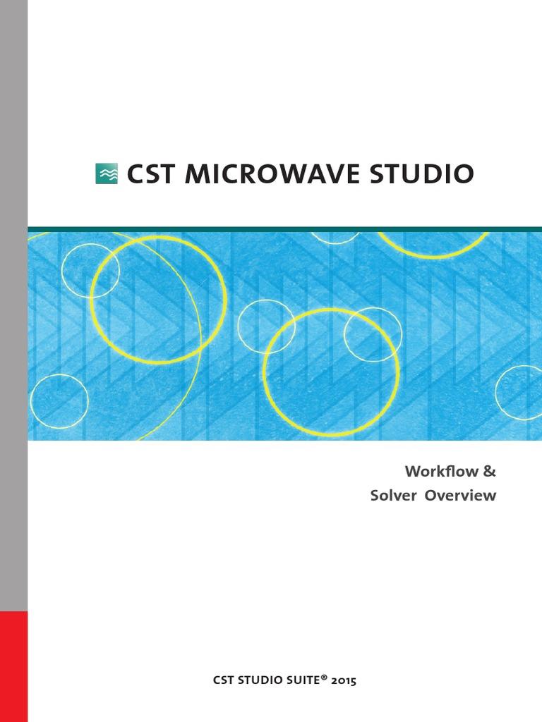 CST MICROWAVE STUDIO   Visual Basic For Applications   Antenna (Radio)