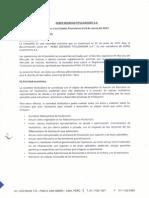 Notas a Los EEFF 01-2013