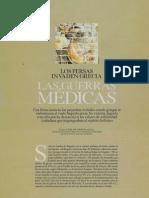 Las Guerras Medicas. Carlos García Gual