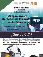Obligaciones Derechos IMMEX