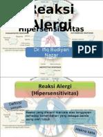 Reaksi alergi