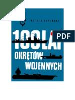 Supiński, Witold - 100 Lat Okrętów Wojennych – 1965 (Zorg)
