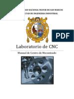 Manual Centro de Mecanizado