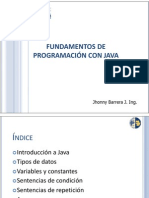 UPS Fundamentos Java(1)