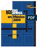 DB09 Sub National Report Mexico Spanish