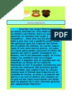 Carta Al Rey Mago