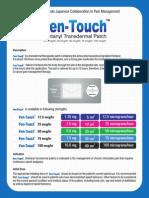 Fen Touch Insert 27 Dec 2010