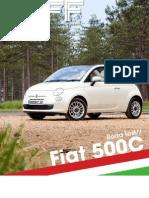 Stiff Magazine Fiat 500C
