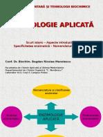 Enzimologie Aplicata (Partea 1)
