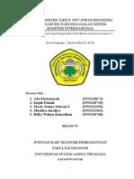 KRISIS MONETER TAHUN 1997-1998 DI INDONESIA DIPENGARUHI OLEH KEGAGALAN SISTEM MONETER INTERNASIONAL