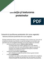 Extractia Proteinelor