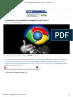 15 Tips Dan Trik Rahasia Di Google Chrome (Part 1) - JalanTikus