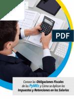 Obligaciones Fiscales Pymes