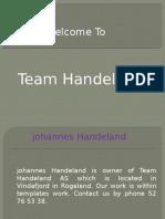 Team Handeland1