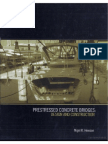 Prestressed Concrete Bridges - Nigel Hewson