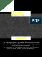 Ullmann Reaction