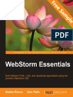 WebStorm Essentials - Sample Chapter