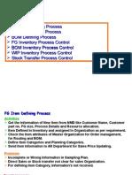 Manufacturing Scenario for ASCP