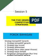 05 02102015 Lima Strategi Generik