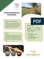 Rahmendingungen für Heckenpflege (Germany)