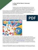 Kit De cuatro Lentes Para Móvil Muvit, Universal, Diferentes Objetivos (Mod.