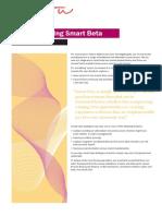 Understanding Smart Beta