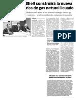 151016 La Verdad CG- La Empresa Shell Construirá La Nueva Central Eléctrica de Gas Natural Licuado p.6