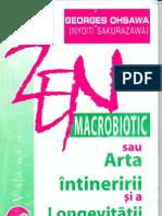Georges Ohsawa Zen Macrobiotic
