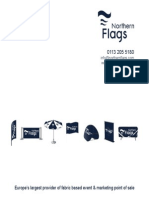 northern flags - brochure