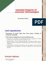 Environmental Aspects of Coal Gasification-Liquefaction (1)