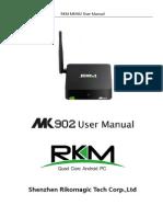 MK902 User Manual 20140513