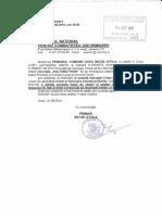 Primar UDMR Ciceu Inscriptie Lb Maghiara