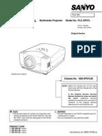 Sanyo PLC-XP57 SM.pdf