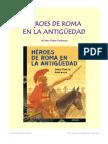 Héroes de Roma en la Antigüedad