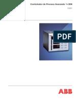 Controlador de Proceso Avanzado 1/4 DIN C351