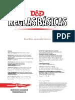 Reglas Básicas D&D 5ª 1.0
