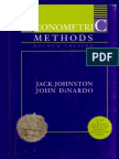 1997 [Jack Johnston, John Dinardo] Econometric Methods.pdf