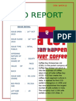 CCD IPO